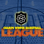 Congrats to our Winter League Champions!